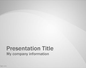 Professional Slide PowerPoint Template PPT Template