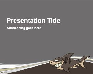 shark image powerpoint