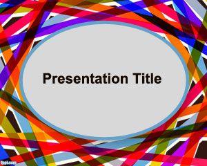 Transversal Lines PowerPoint Template