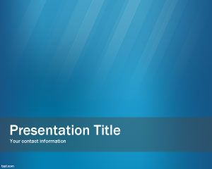 Buyer PowerPoint Template PPT Template