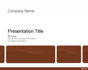 ITIL Change Management PowerPoint Strategy template