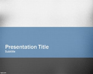 Clouding PowerPoint Template PPT Template