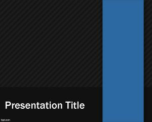 Freshblue PowerPoint Template PPT Template