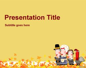 Happy thanksgiving powerpoint template free download happy thanksgiving powerpoint template toneelgroepblik Gallery