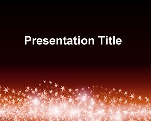 Influence PowerPoint Template PPT Template