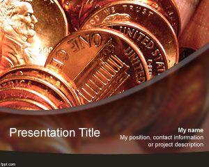 Plantilla PowerPoint de Bonos de Inversión PPT Template