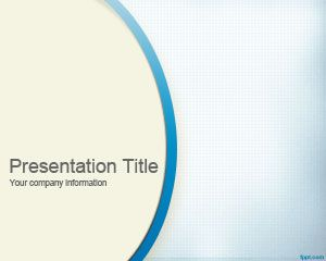 Free Resume background PPT template
