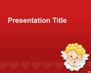 Plantilla PowerPoint de Día de San Valentín