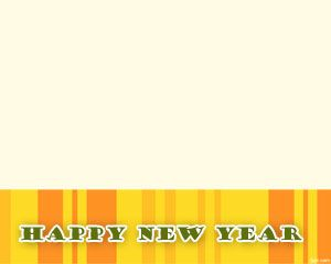 Happy New Year 2013 PowerPoint Template PPT Template