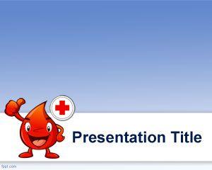 Hematology PowerPoint Template PPT Template