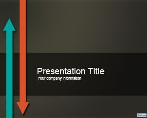Offshore PowerPoint Template PPT Template