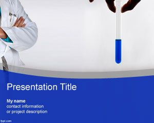 Physician essay PowerPoint Template