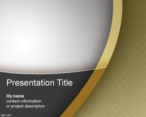 Link toRegency powerpoint template