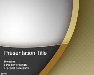 regency PowerPoint template