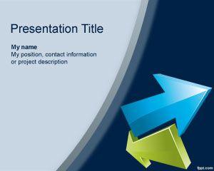 Arrow PowerPoint Template PPT Template
