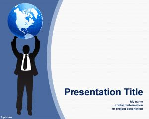 Career PowerPoint Template PPT Template
