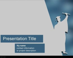 Powerpoint Designs Free on Degree Powerpoint Template   Free Powerpoint Templates