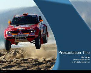 Dakar PowerPoint Template