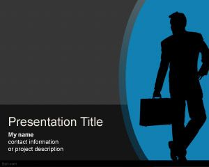 Executive Business PowerPoint Template PPT Template