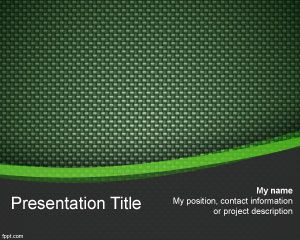 Exotic PowerPoint Template PPT Template