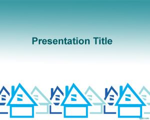 Link toHousing finance powerpoint template