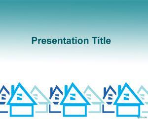 Housing finance powerpoint template