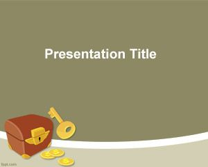 Safebox PowerPoint Template