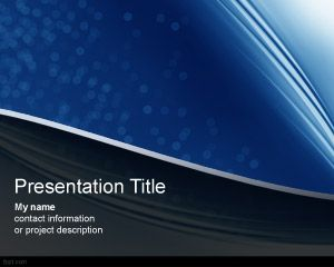 Savvy powerpoint template