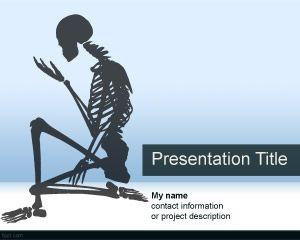 Skeletal System PowerPoint Template