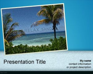 Travel PowerPoint Template PPT Template