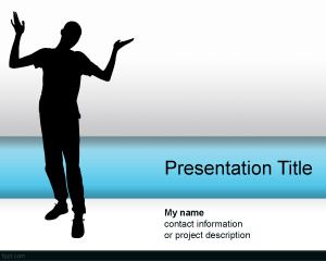 What's Up PowerPoint Template