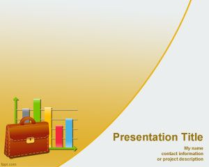 Link toBusiness analytics powerpoint template