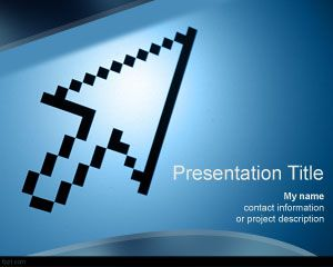 Direction PowerPoint Template PPT Template