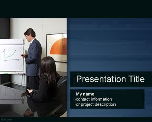 Executive Coach PowerPoint Template PPT Template