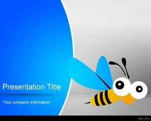 Honeybee PowerPoint Templates