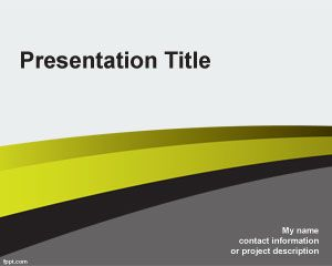 Paramount PowerPoint Template PPT Template