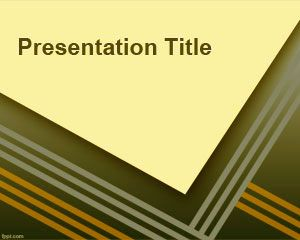 PhD PowerPoint Template