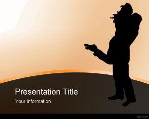 Plantilla PowerPoint de Seducción PPT Template