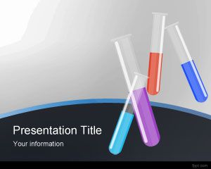 chemical equilibrium experiment PPT template