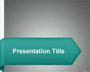 Plantilla PowerPoint de Caso de Éxito en Negocios