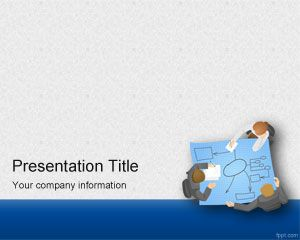 Link toBusiness development powerpoint template