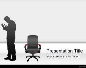 Business Office PowerPoint Template PPT Template