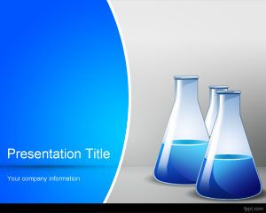Chemical PowerPoint Template PPT Template