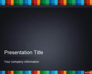 color strip template