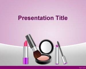 cosmeticos powerpoint