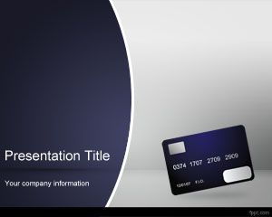 Link toDebit card powerpoint template