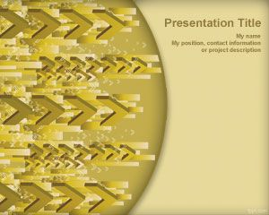 Forex Market PowerPoint Template PPT Template