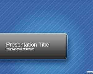 Global Corporate PowerPoint Template PPT Template
