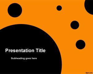 free ladybug powerpoint template