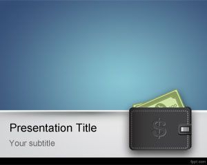 Link toPersonal finance powerpoint template